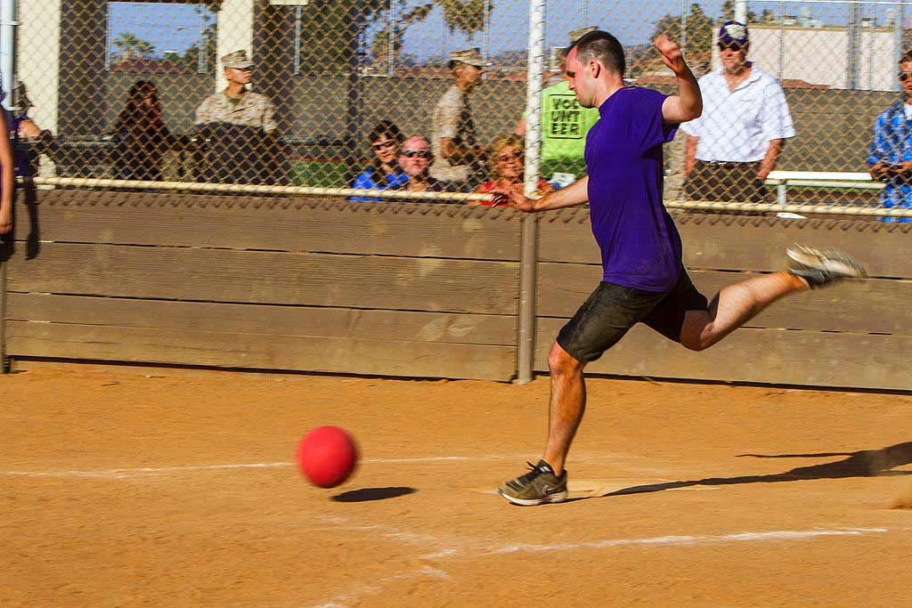 431be4848 Ball Kicking - How To Kick The Ball in Kickball (or Soccer ...